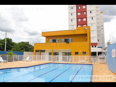 Apartamento no Solar do Flamboyant - Campinas-SP