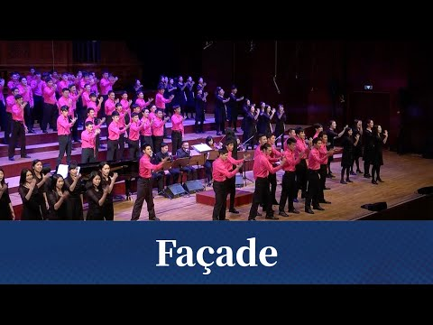 "Façade (from ""Jekyll & Hyde"") - National Taiwan University Chorus"