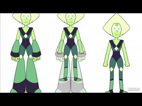 Steven universe Soundtrack: Peridot + Little peridot ( Super Mix )