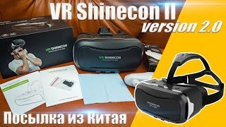 Video VR SHINECON II 2.0 VIRTUAL REALITY GLASSES WITH ALIEXPRESS download MP3, 3GP, MP4, WEBM, AVI, FLV September 2018