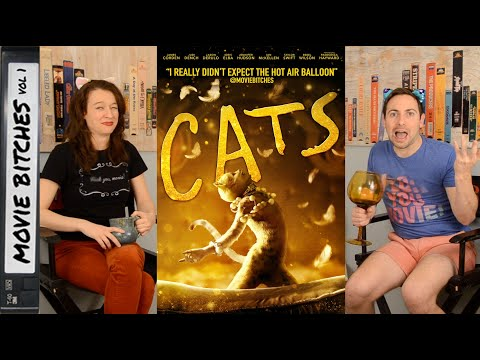Cats   Movie Review   MovieBitches Ep 232