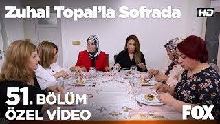 Gülşah Hanım'ın su böreği nasıl yorumlar aldı? Zuhal Topal'la Sofrada 51. Bölüm