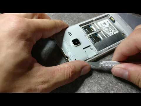#1 Утопленник. Надежность Samsung J105H/DS. Ремонт после воды. Замена тачскрина