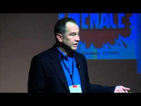 The key to international relations post 9/11 | Kelly Keogh | TEDxHeartlandCommunityCollege