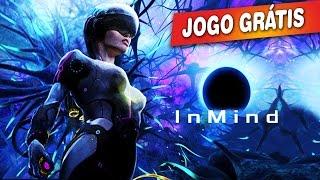 INMIND VR - JOGO GRÁTIS PARA PC - Gameplay Comentado em Português PT-BR