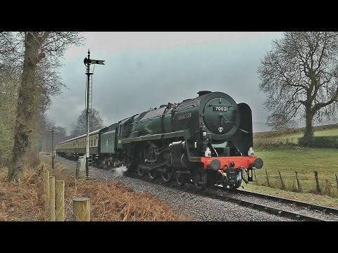 West Somerset Railway - 'Steam in South Wales' Gala - 27 & 28th March 2015