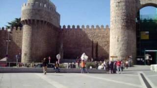 Avila, Spain - City Wall