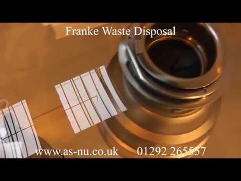 Franke Waste Disposal Unit - Garbage Disposal Unit