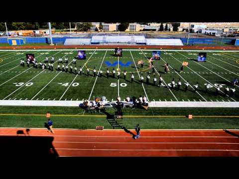 "CMBF 2015 - Harry D Jacobs High School Golden Eagle Marching Band; ""Among the Stars"""