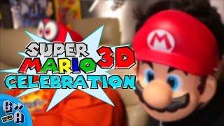 Super Mario 3D Celebration Livestream Announcement!