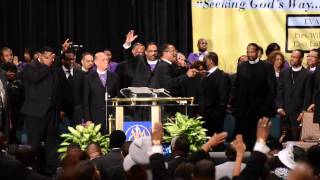 Gambar cover Presiding Bishop Charles E Blake AIM 2012 Friday Evening Service COGIC