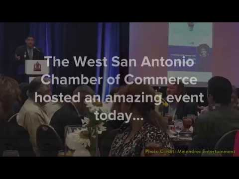 West San Antonio Chamber of Commerce Post Event Video by Live And On Scene