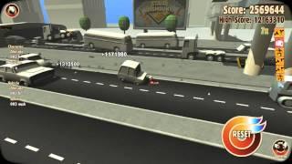 Turbo Dismount - Freeway