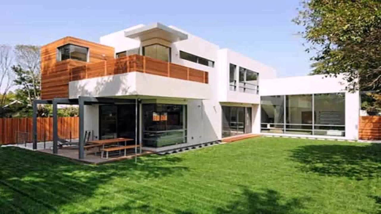 Attrayant Contemporary House Design Plans Uk   YouTube