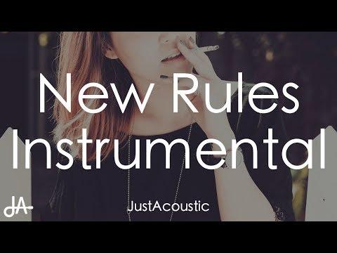 New Rules - Dua Lipa (Acoustic Instrumental)
