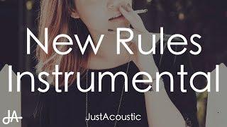 New Rules Dua Lipa Acoustic Instrumental.mp3