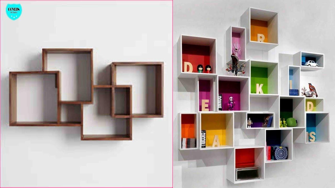 Diy Cardboard Shelves Home Decor