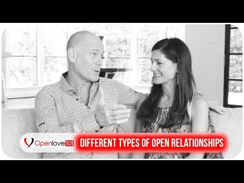 Different Types of Open Relationships - YouTube
