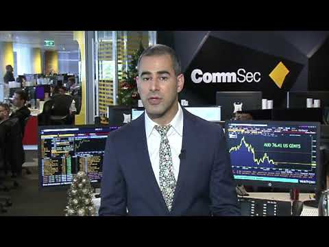 Mid-Session 18 Dec 17: Miners rally as commodity prices rise