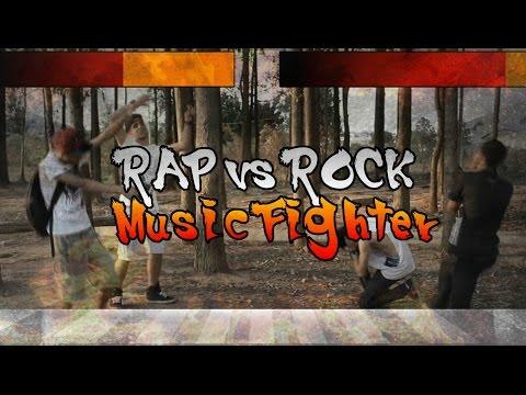 RAP VS ROCK - MUSIC FIGHTER #1