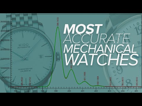 Most Accurate Mechanical Watches From $400-$2000 (Attainable Chronometers: Longines, Tissot & More)