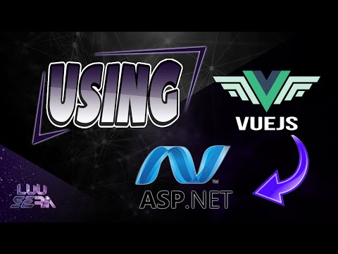 Website VueJS - ASP.NET MVC 5 | Installing Vue-router & Vuetify  | Part 2 thumbnail