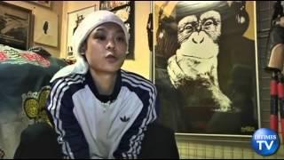 Monkey Man Gallops across Japan