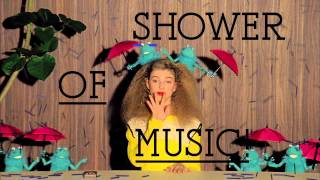 """SPACE SHOWER TV CAMPAGIN SHOWER OF MUSIC 15"""""""