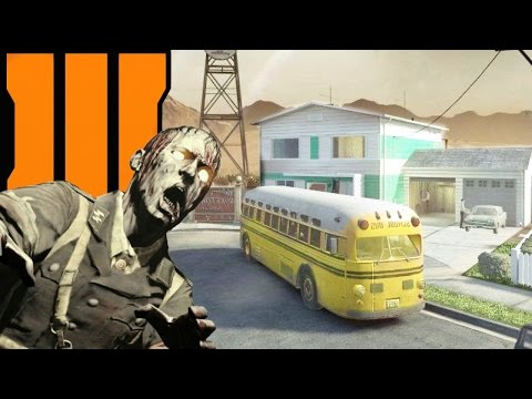 BO3 NUKETOWN ZOMBIES w/ STAFFS! Call of Duty Black Ops 3 Remake Mod Gameplay Beta