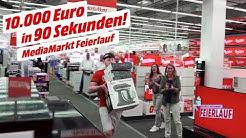 10.000 Euro in 90 Sekunden! | Der MediaMarkt Feierlauf