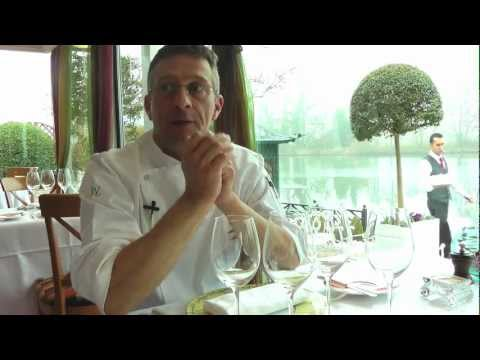 Alain Roux on three Michelin stars: Things are never for life