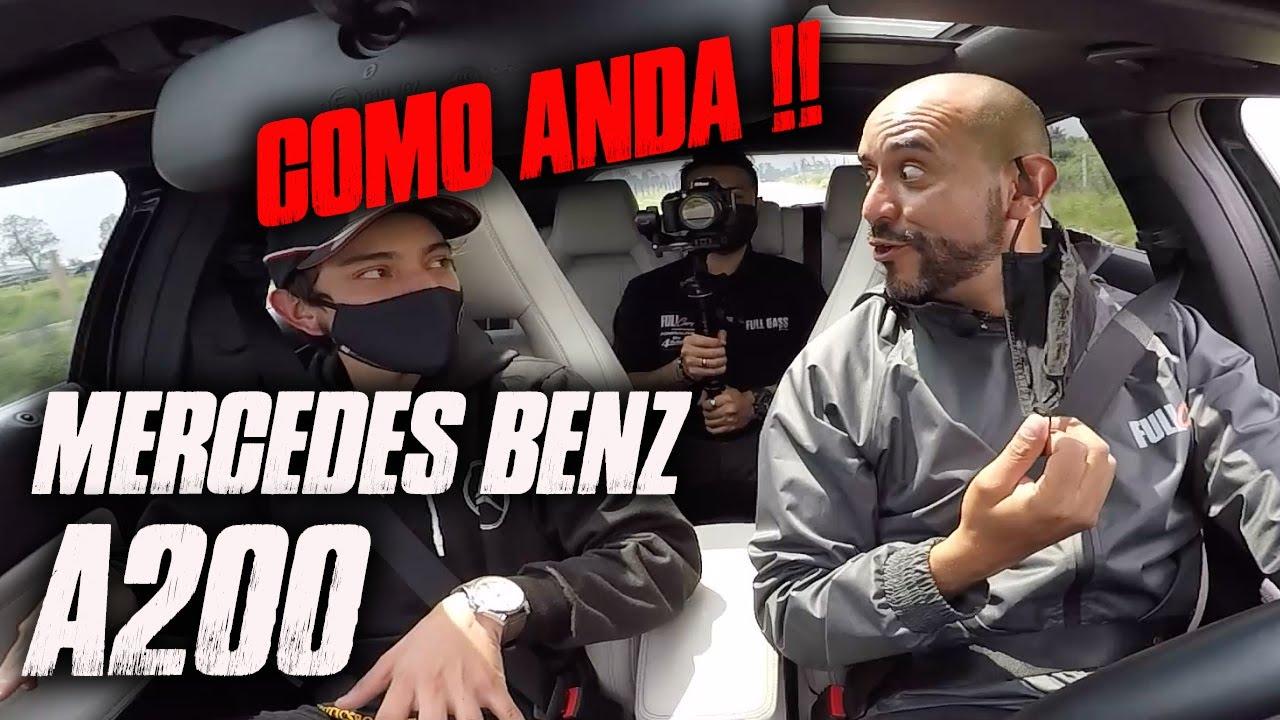 COMO ANDA!!! MERCEDES BENZ A200