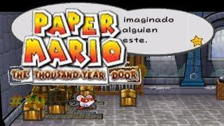 Primer encuentro con la ladrona/Paper Mario: La Puerta Milenaria #10