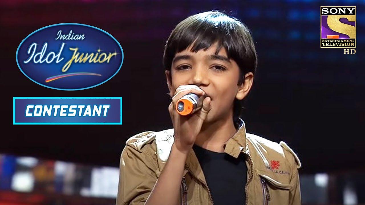 Download Nirvesh ने  दिया Powerful Performance | Indian Idol Junior | Contestant Mash Up