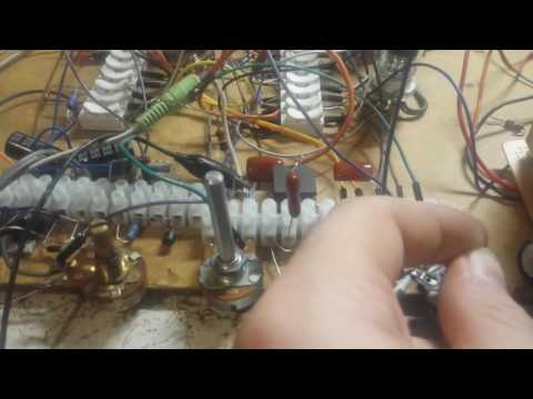 Tube VCO and VCF