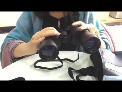 Unboxing- 10x50 Binocular Backpacking for Astronomy Reveiw
