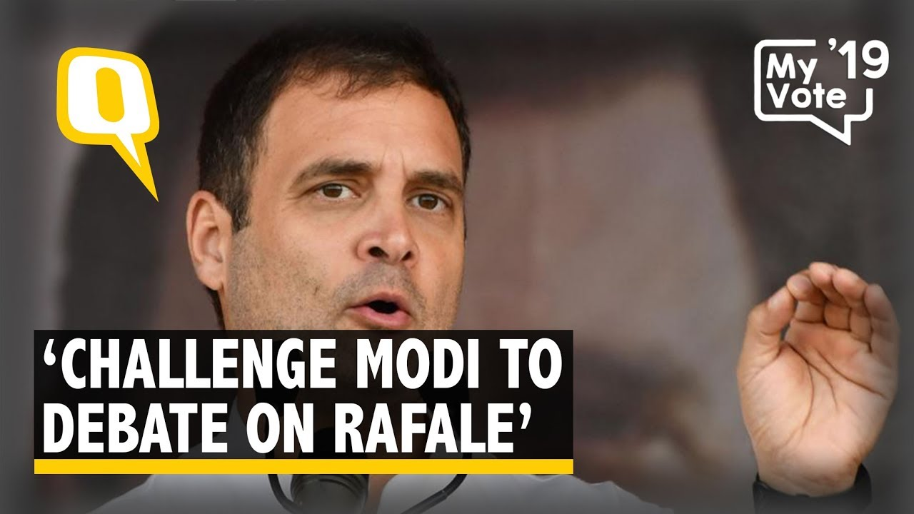 'Chowkidar Facilitated Theft': Rahul Gandhi After SC Order on Rafale | The Quint