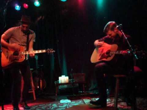 Mat Kearney - Fire & Rain (Live Acoustic) (7/16/10)