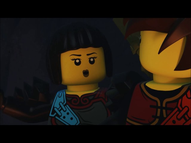 Wie zijn billen brandt aan kokend water - LEGO Ninjago - Seizoen 7 episode 9