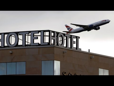 England to Charge Travelers $2,410 for 10-Day Hotel Quarantine