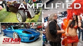 Cars of Sema 2013 PART 2 -NEW!- Amplified #131