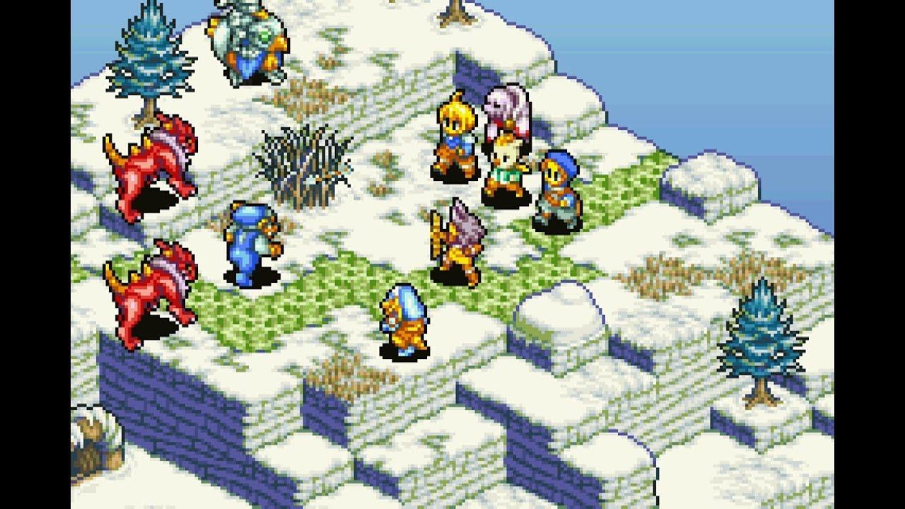 A Whole New World Final Fantasy Tactics Advance Let S