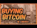 How To Buy Bitcoins Online Using A Canadian Bank. QuadrigaCX