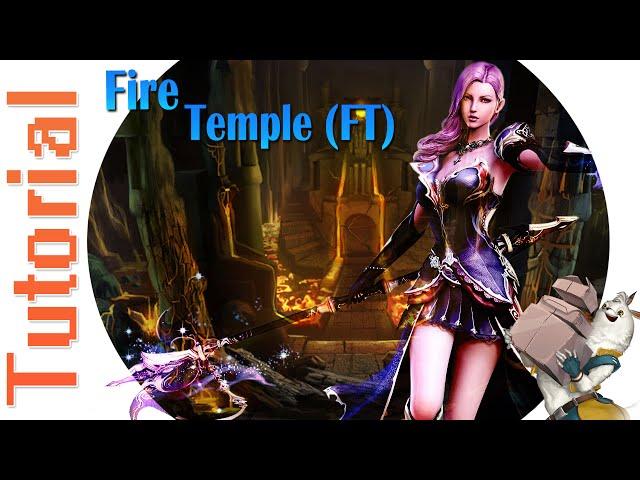 FireTemple Instance Lv 27+ AION
