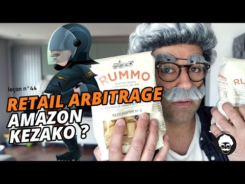 RETAIL ARBITRAGE AMAZON MARKETPLACE EXPLICATIONS