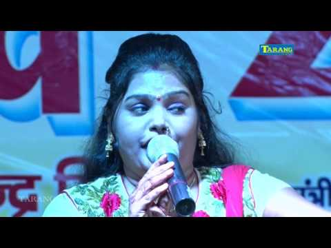 पुष्पा राणा - bhojpuri stage show - bhojpuri bhkti song - bhakti jagran video song2017