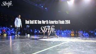 MN Joe vs Tung Fu   Red Bull BC ONE   North America 2014   Strife.TV