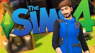 A WILD JACKSEPTICEYE APPEARS! | The Sims 4 - Part 24
