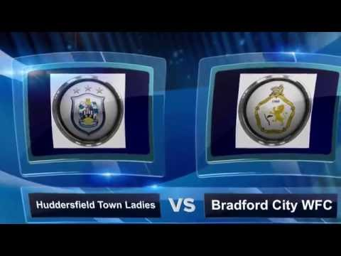FA Women's Premier League - Huddersfield Town Ladies FC Vs Bradford City Women FC