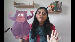 The Monkey and the Crocodile | Mindseed Preschool